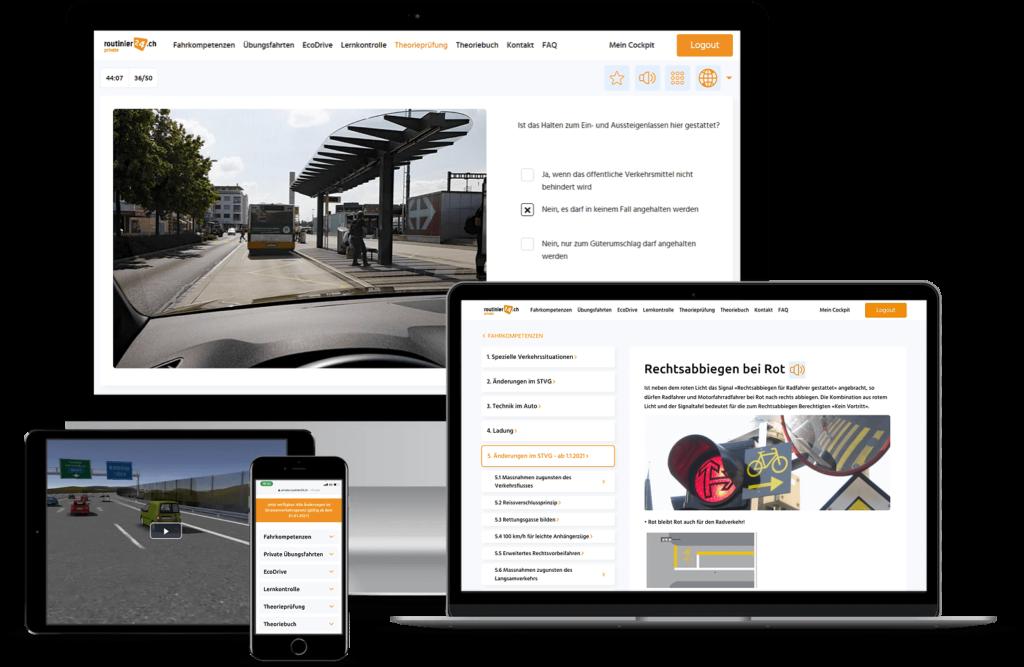 routinier24 - der Online Ratgeber Strassenverkehr