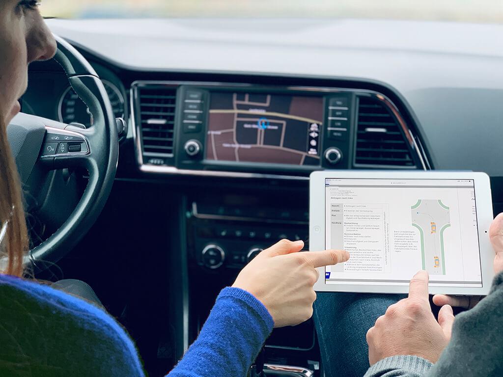 QualiDrive - Software für Fahrlehrer und Fahrschulen. Schülerblatt, Abrechnung, Terminplanung, etc.