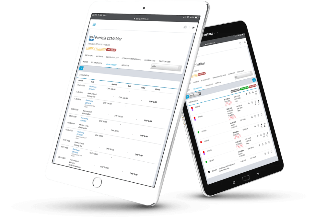 CTM Alder AG in Solothurn entwickelt Mobile Apps und Hybrid Apps