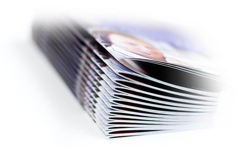 Broschüren, Prospekte, Flyer, etc. - Design und Realisierung durch CTM Alder AG